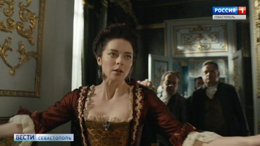 Третий сезон сериала о Екатерине II посвящен самому страшному периоду ее жизни