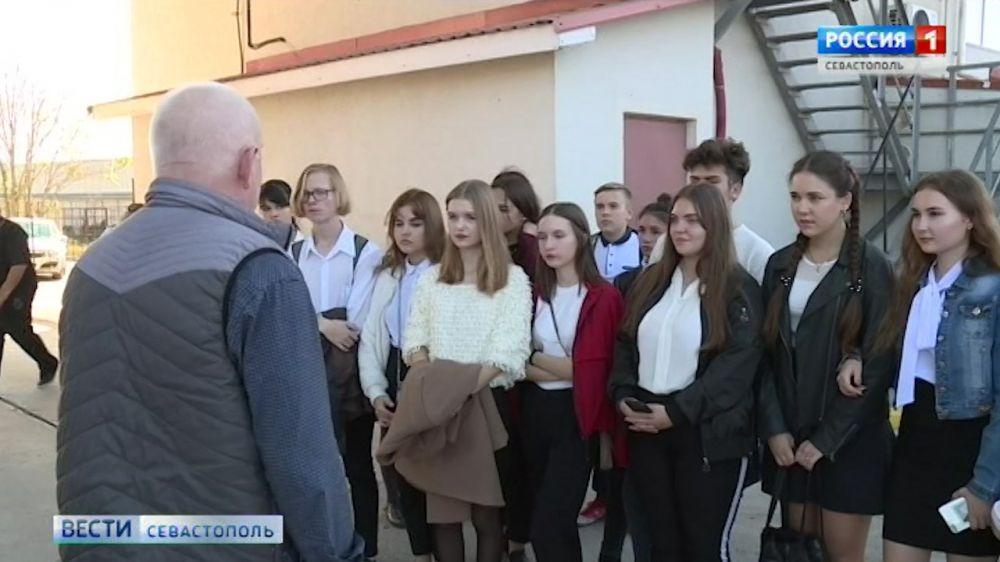 Предприятия Севастополя устроили для школьников «Неделю без турникетов»