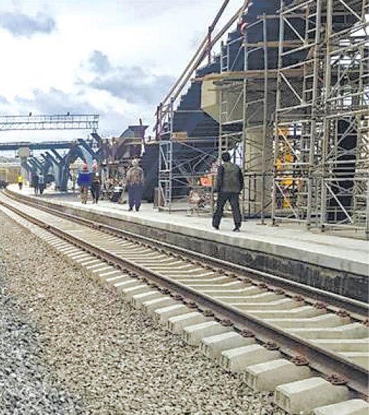 Как продвигается строительство нового вокзала на станции Керчь-Южная