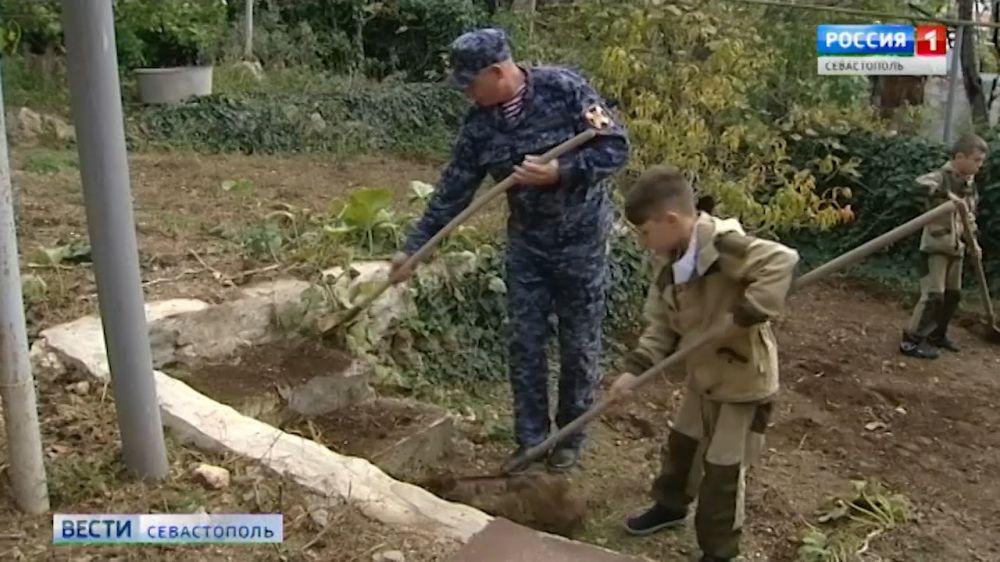 Тимуровцы в погонах: сотрудники Росгвардии взяли шефство над пожилыми людьми