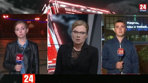 Керченская трагедия: крымчане продолжают приходить к импровизированным мемориалам
