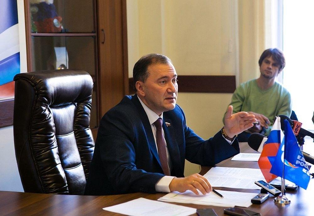 Депутату Госдумы Дмитрию Белику – 50