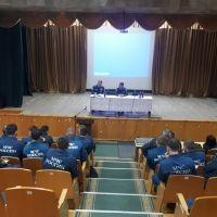 В г. Евпатория проведен учебно-методический сбор