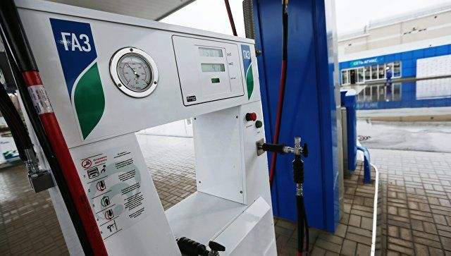 В Госдуме предложили перевести Крым с бензина на газ