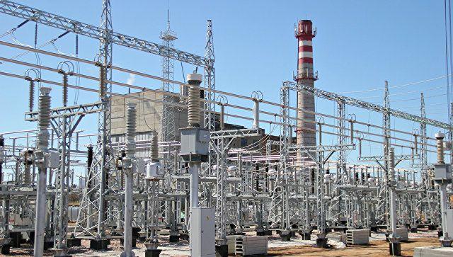 В Минэнерго объяснили, почему Сакская ТЭЦ работает не на полную мощность