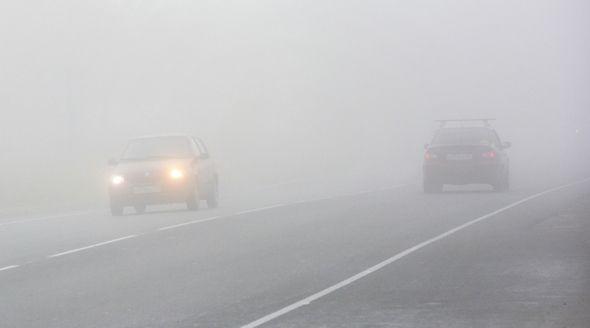 Задержанные из-за тумана рейсы в аэропорту Симферополь вылетели в пункты назначения