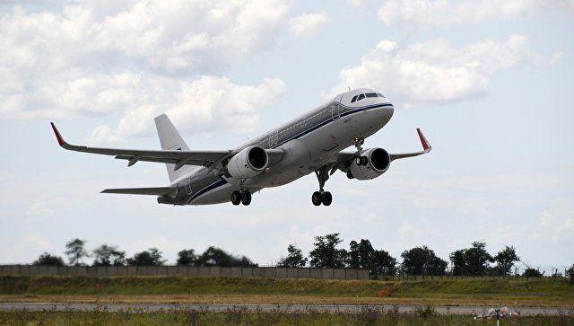 Все отложенные из-за тумана рейсы вылетели из аэропорта Симферополь