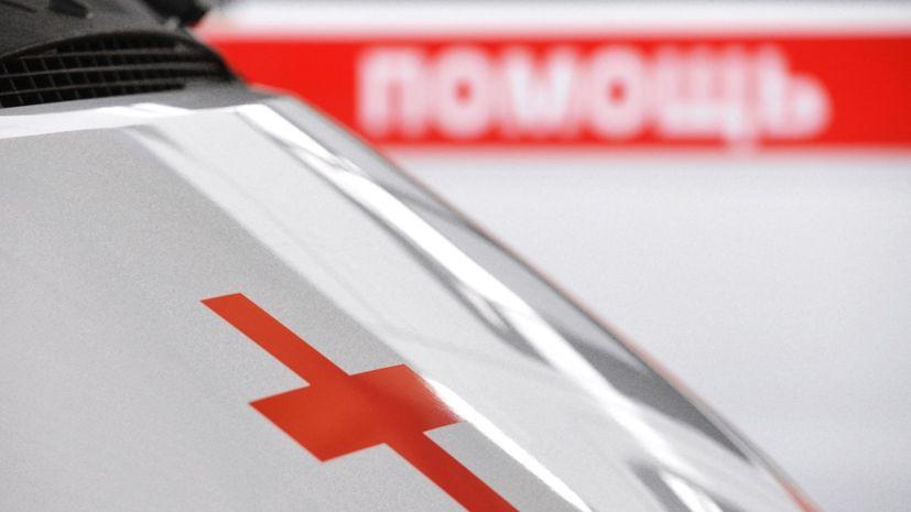 В ДТП с микроавтобусом в Крыму погиб человек и шесть пострадали