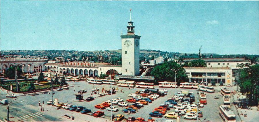 Симферополь 1970-е в фотографиях