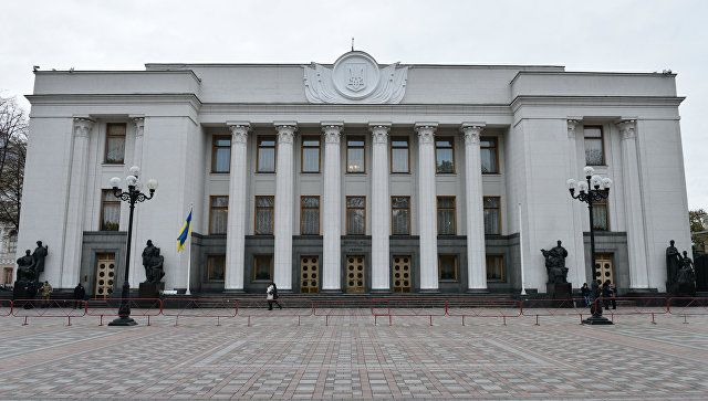 """На Украине признали отсутствие """"стратегии возвращения Крыма"""""""
