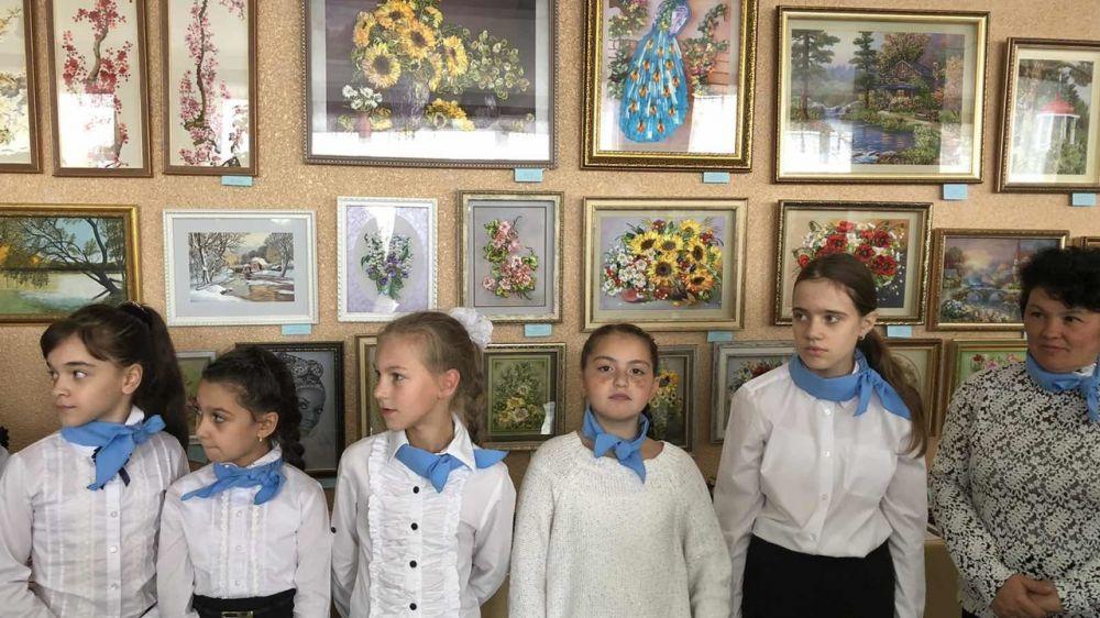В Симферопольском районе состоялась аттестация коллективов на присвоение и подтверждение звания народный (образцовый) коллектив, студия Республики Крым
