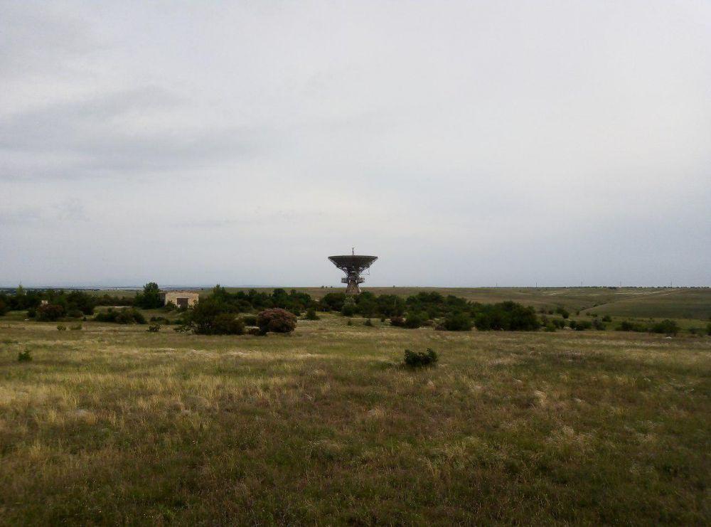 Центр дальней космической связи планируют возродить в Крыму