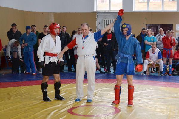 В следующем году первенство России по самбо может пройти в Евпатории