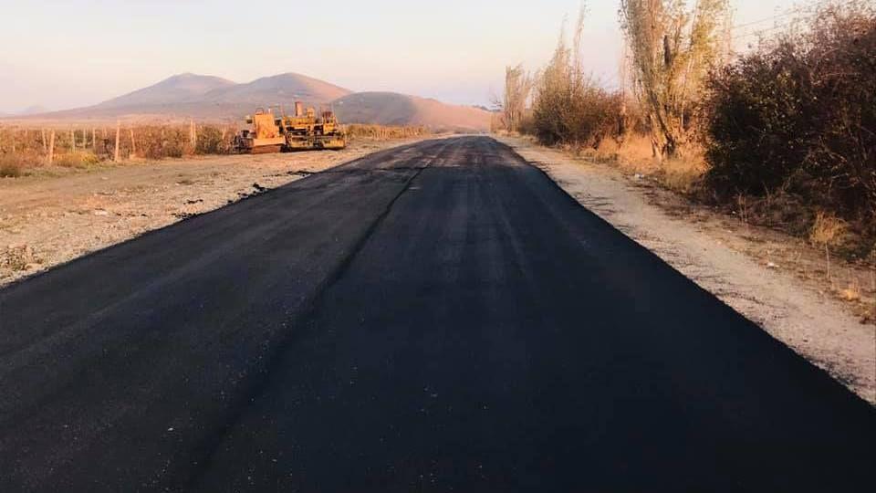 Дорожники приступили к ремонту участка дороги к селу Наниково