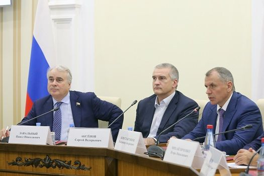 Крым сегодня находится на совершенно другом уровне энергетической безопасности, чем это было при Украине, - В. Константинов