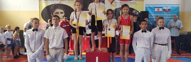 Сумоисты Ялты взяли 27 медалей на соревнованиях в Бахчисарае