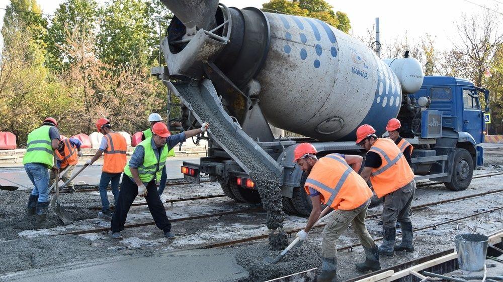 Мост на улице Толстого – ремонт по графику!