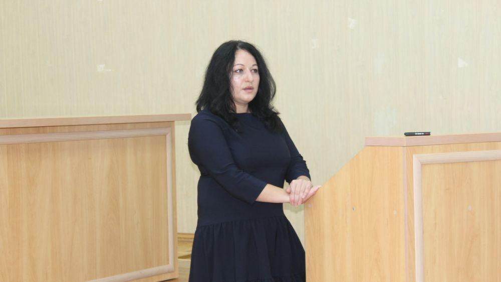 Оксана Механичева провела аппаратное совещание с руководителями структурных подразделений администрации