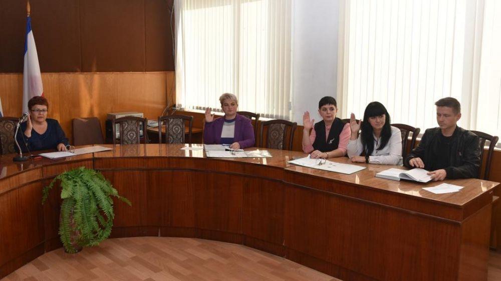 В Красноперекопске сформировали конкурсную комиссию для проведения конкурса на замещение должности главы администрации