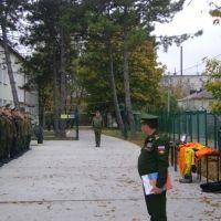 Урок Гражданской обороны для курсантов КФУ