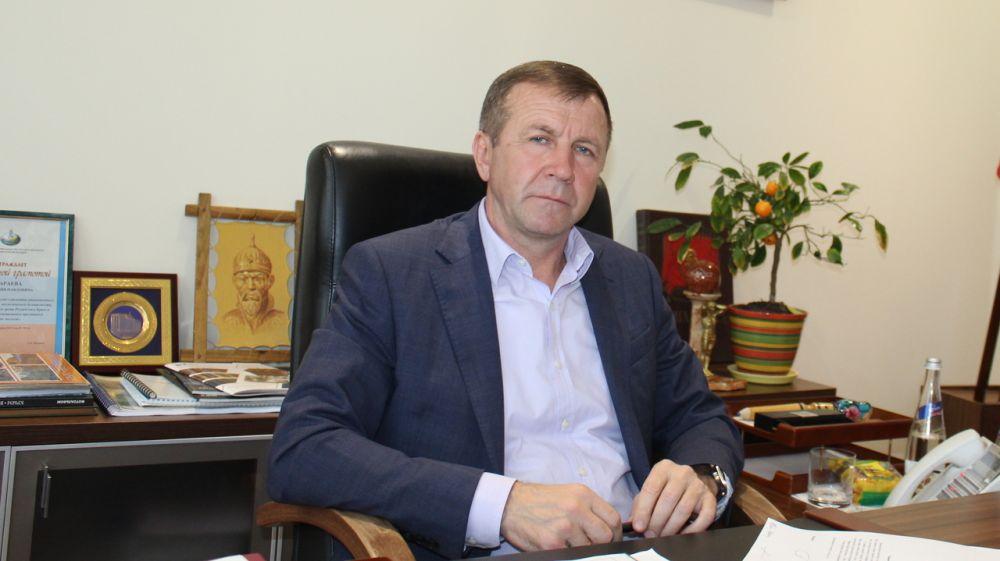 Геннадий Нараев провел рабочее совещание