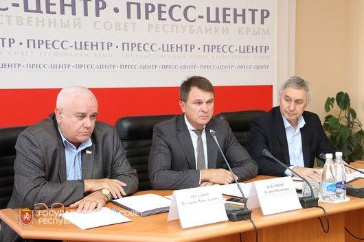 Профильный парламентский Комитет поддержал законодательную инициативу Госсовета по снижению налоговой нагрузки при добыче нефти в Крыму