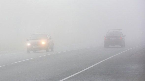 22 октября в Симферополе ожидается туман