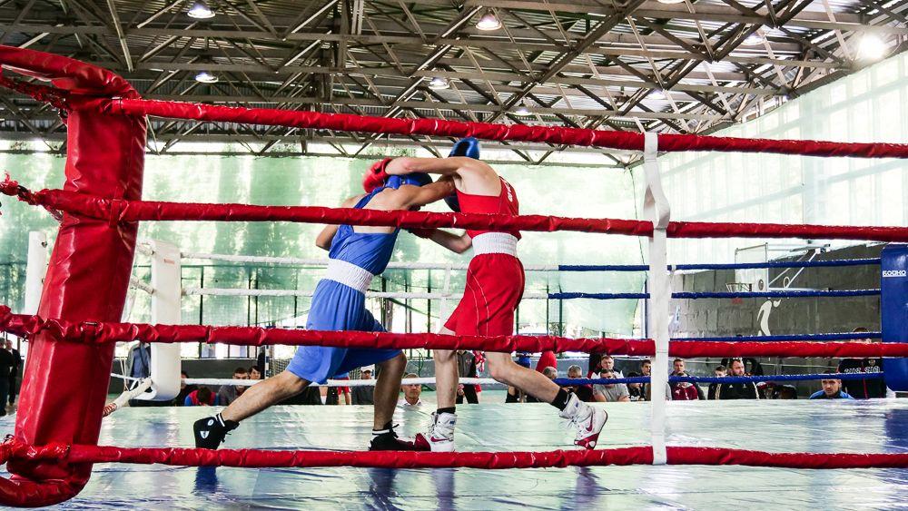 Юношеская сборная России по боксу провела тренировочной сбор в Крыму
