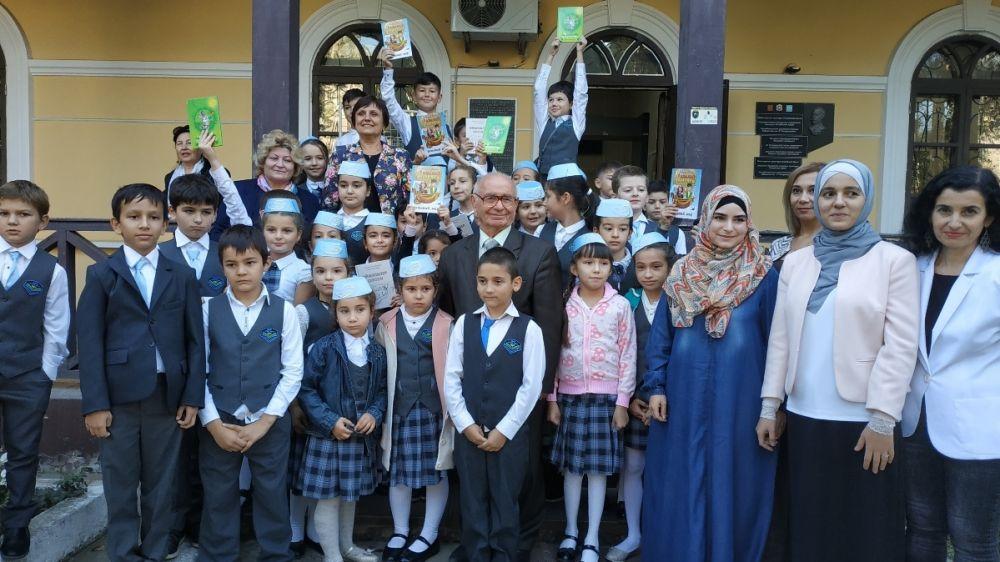В Республиканской библиотеке им. И. Гаспринского прошел День крымскотатарской детской книги