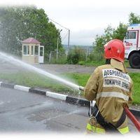 В терорганах МЧС России - свыше 600 тысяч добровольных пожарных