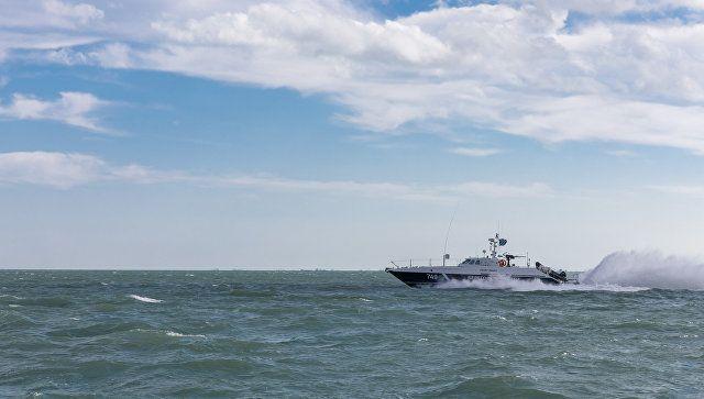 В России назвали условия разграничения Азова и Черного моря с Украиной