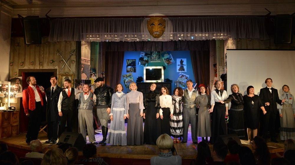 В новом сезоне Крымский театр юного зрителя представит шесть премьерных постановок