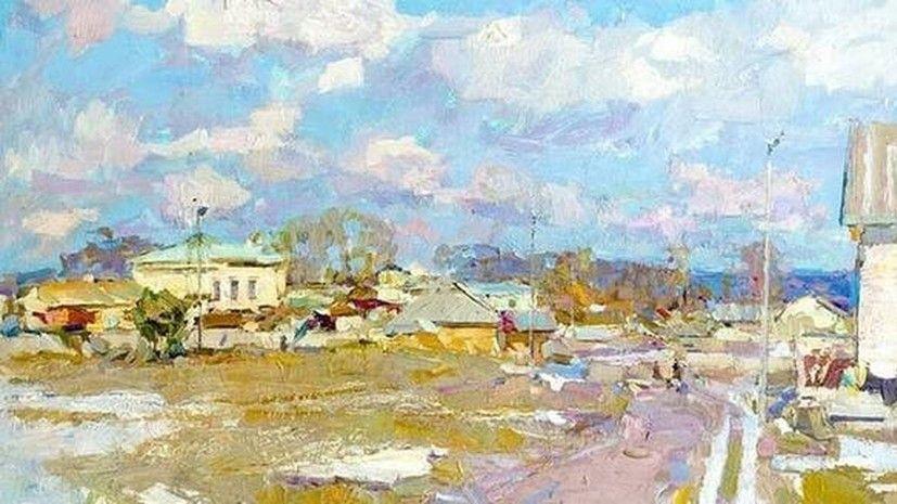 Выставка Фёдора Захарова откроется 16 ноября в Крыму