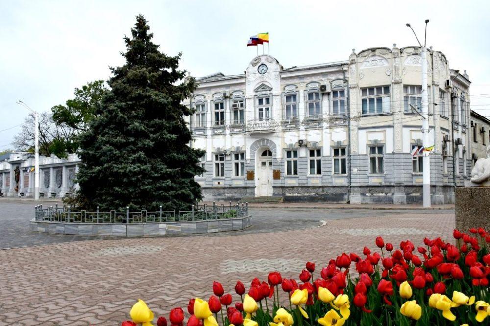 Внеочередная сессия Евпаторийского городского совета