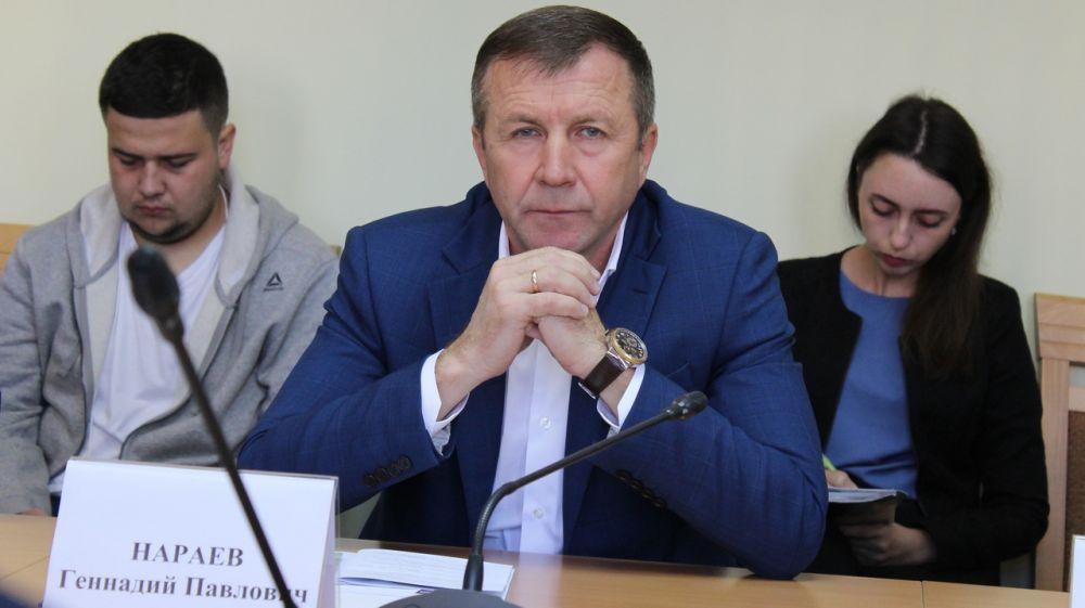 Геннадий Нараев принял участие в заседании Комитета Государственного Совета РК по экологии и природным ресурсам