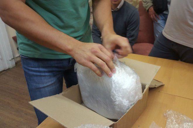 В Ялте задержан любитель ЛСД и марихуаны, получавший наркотики через посылки