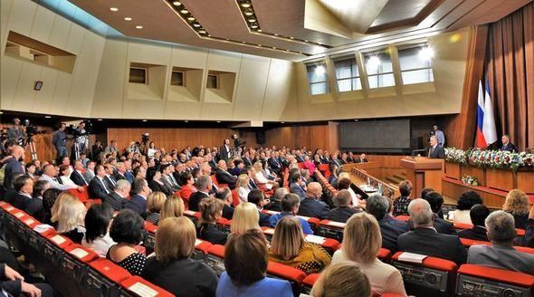 Власть в городах и районах Крыма дадут Советам