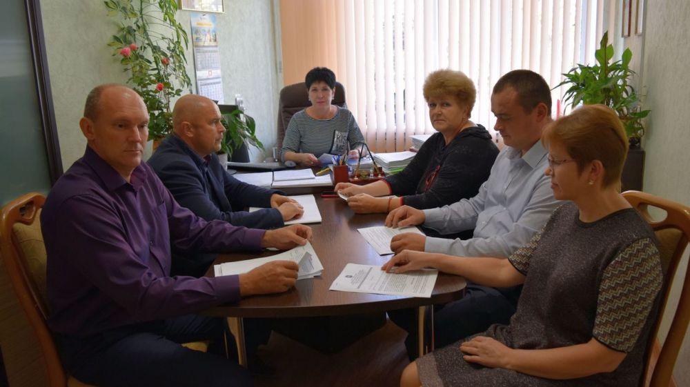 В администрации города Джанкоя состоялось рабочее заседание по обеспечению общественной безопасности