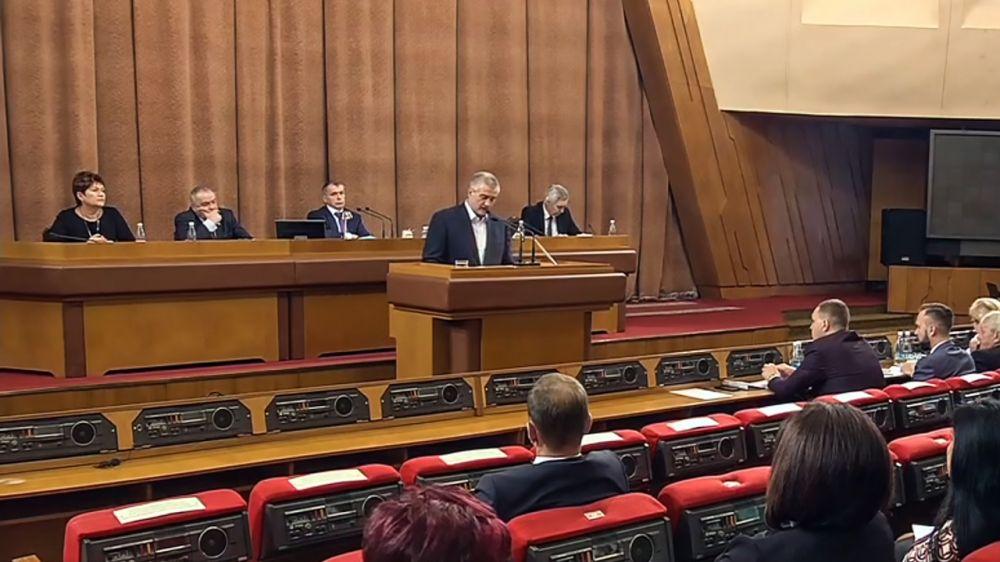 В Крыму будет разработана и реализована Стратегия развития туризма на период до 2035 года – Сергей Аксёнов