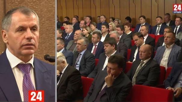 Кадровые решения приняли депутаты на внеочередной сессии парламента