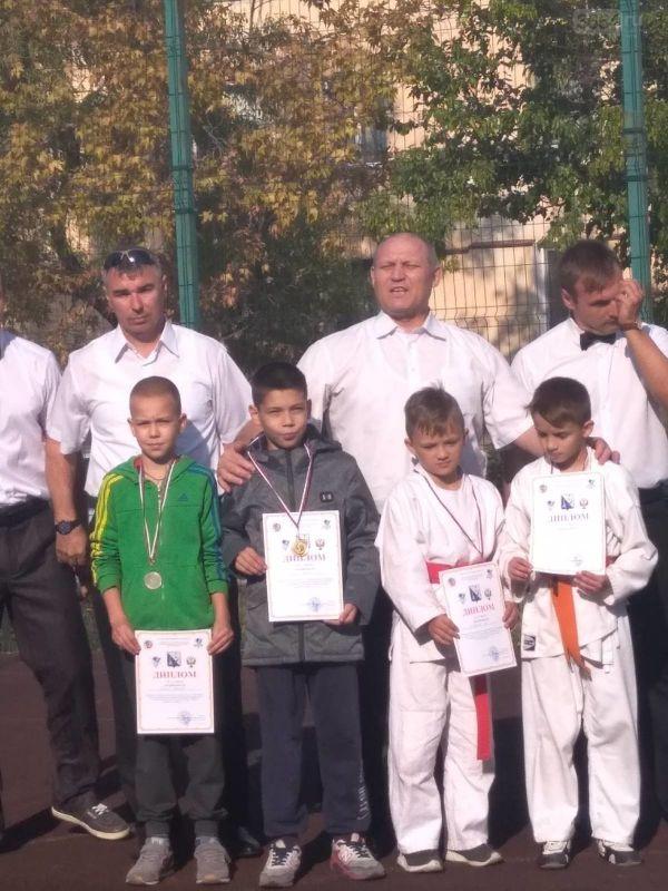 Воспитанники военно-спортивного клуба «Витязь» успешно представили Ялту в Севастополе