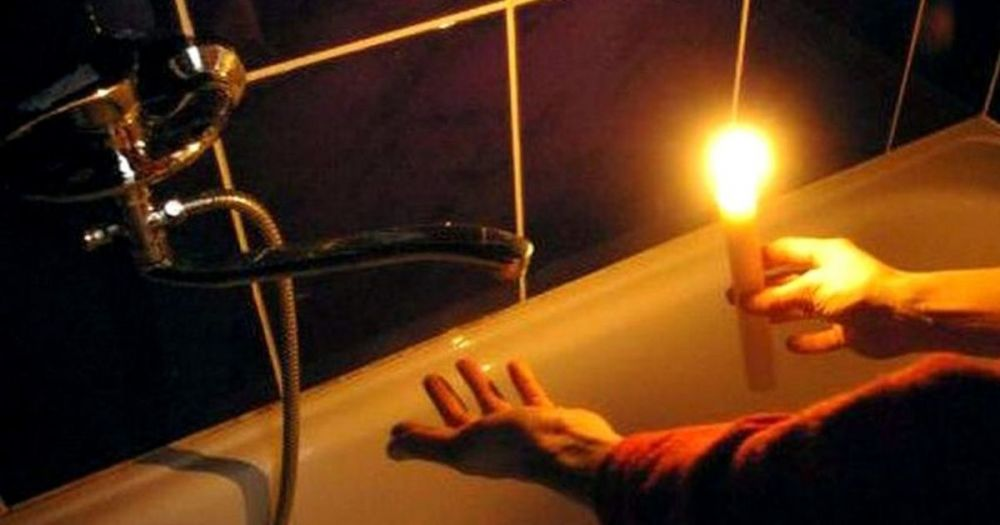 23 октября в некоторых районах Симферополя отключат электроэнергию