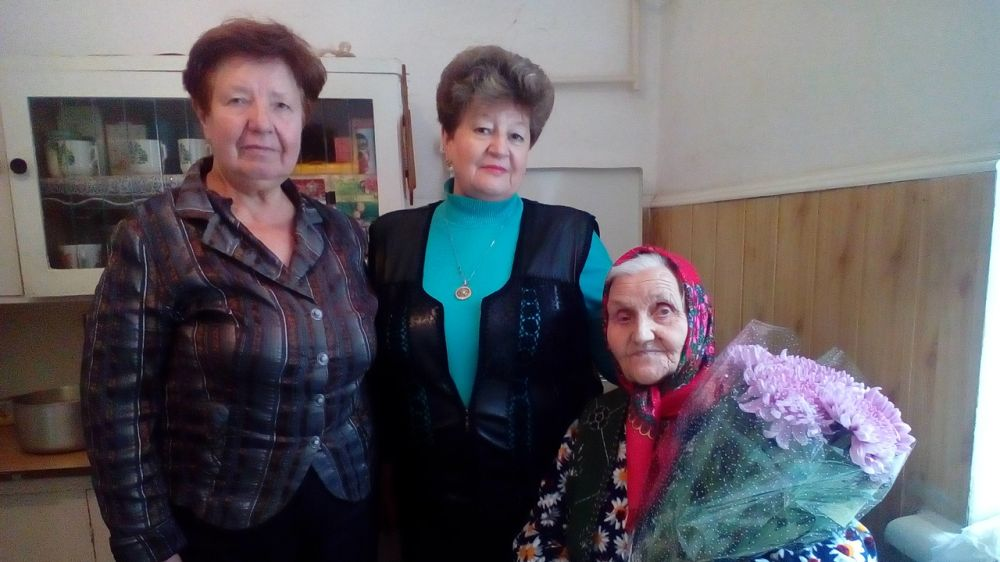 Уважаемые жители Ялты отметили юбилеи