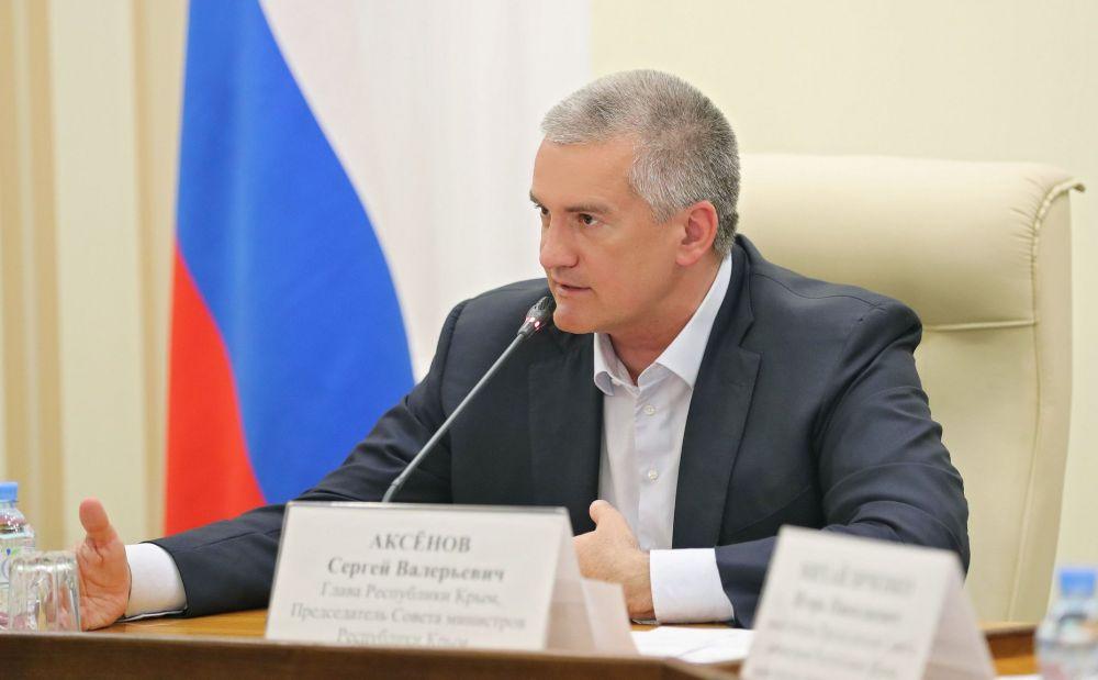«Совместными усилиями»: Аксёнов рассказал, как в Крыму будут реализовывать задачи, поставленные Путиным