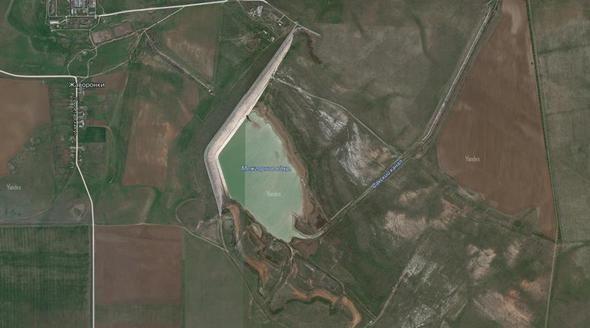 Строительство гидросооружений для наполнения Межгорного водохранилища в Крыму обойдется в 20 млрд