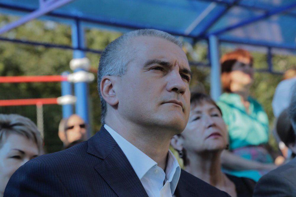 Аксёнов представит стратегию развития Крыма до 2024 года