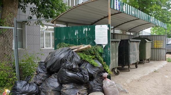 Аксёнов пообещал единый тариф на вывоз мусора для всех крымчан с 2020 года