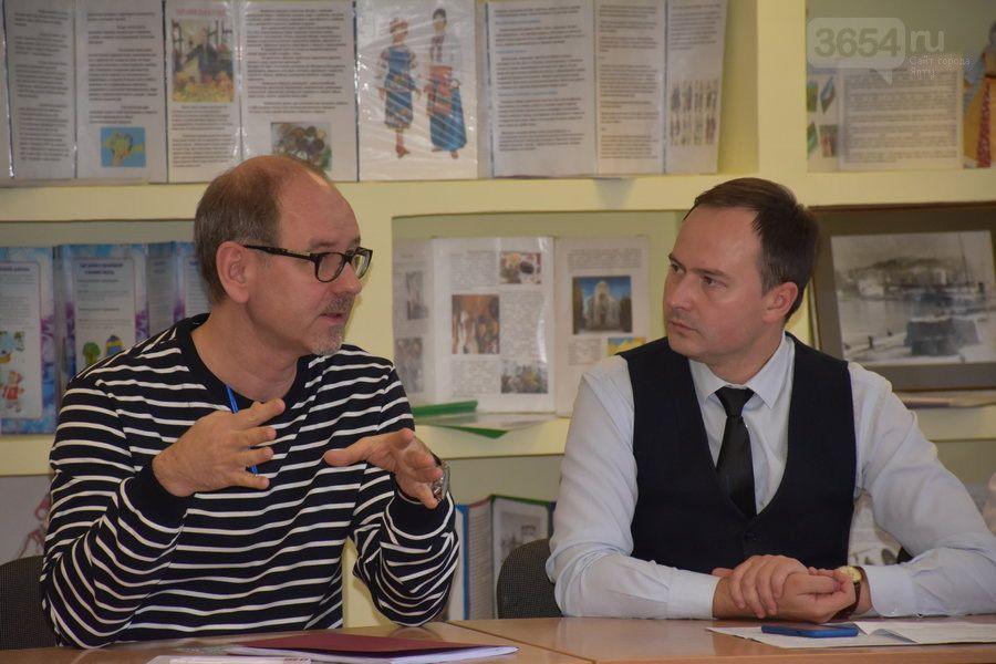 Ялту по обмену опытом в образовательной сфере посетила делегация из Санкт-Петербурга