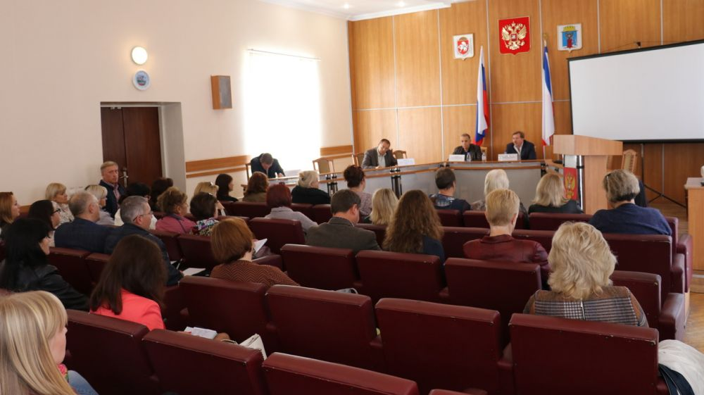 В Администрации города Феодосии прошел семинар по вопросам соблюдения трудового законодательства