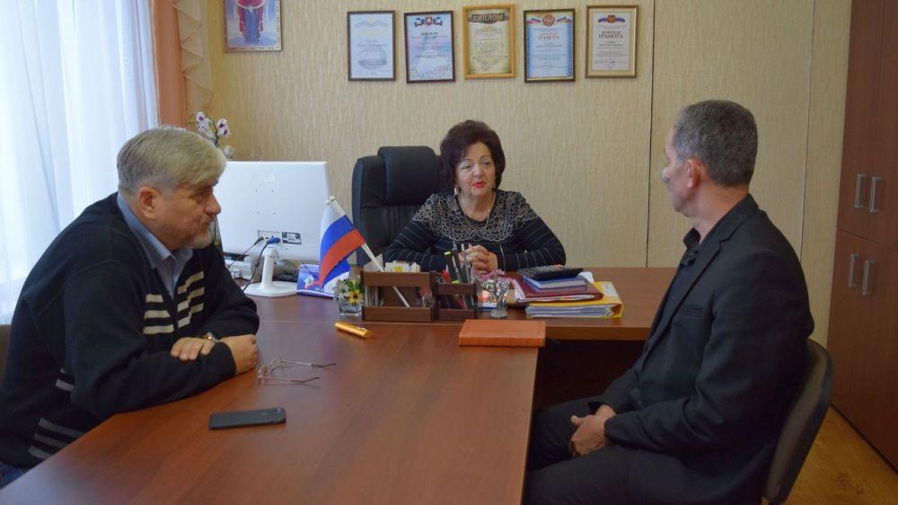Игорь Ивин провёл выездное совещание на территории МОУ лицея «Многоуровневый образовательный комплекс № 2»